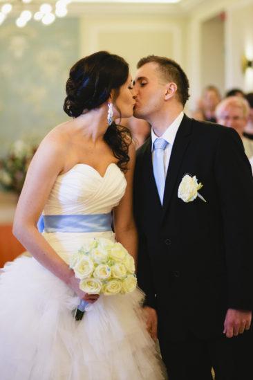 """Karolina Wiglusz-Awietjan, Komplet ślubny """"Heaven"""""""